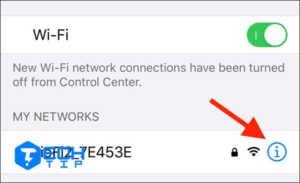 حالت Low Data Mode برای اینترنت وای فای فعال کنید