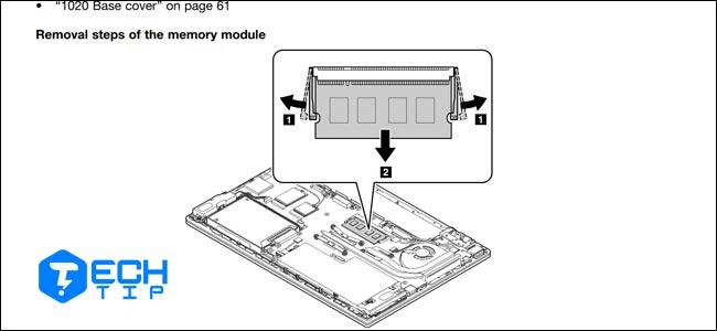 چگونه حافظه رم لپ تاپ را ارتقاع دهیم