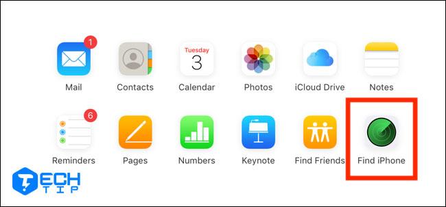 نحوه استفاده از Find My iPad