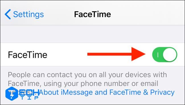 چگونه FaceTime را در آیفون و آیپد خاموش کنیم