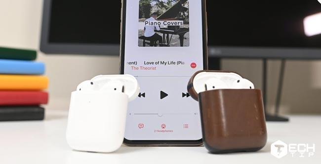 اشتراک گذاری صدا با 2 ایرپاد در iOS 13