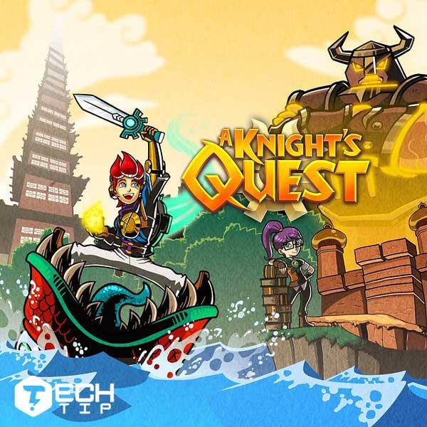 بازی A Knight's Quest
