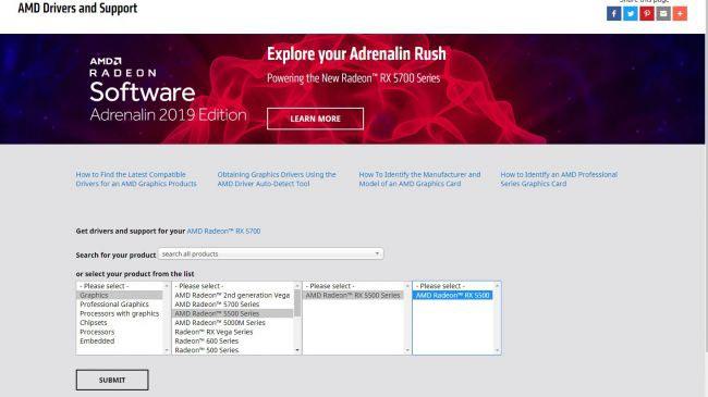 آموزش نصب درایورهای AMD
