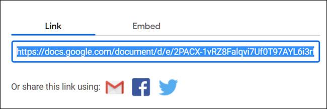 نحوه به اشتراک گذاشتن یک فایل HTML