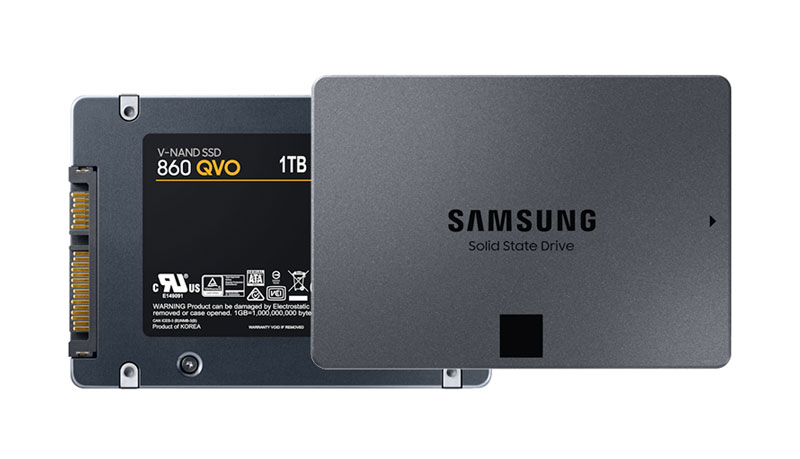 حافظه های SSD چند لایه