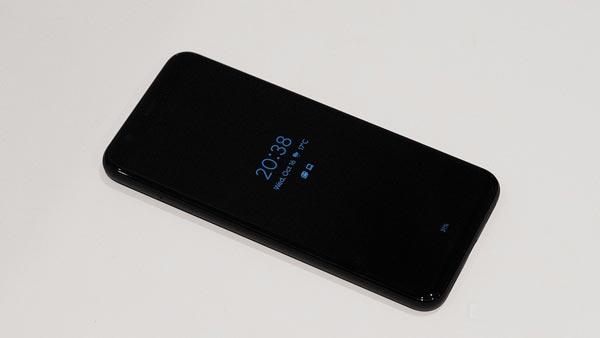 فعال شدن صفحه هنگام نزدیک شدن به دستگاه