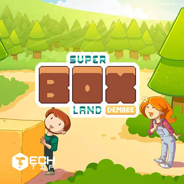 بازی Super Box Land Demake