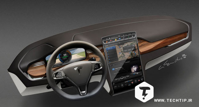 هک خودروی تسلا Tesla