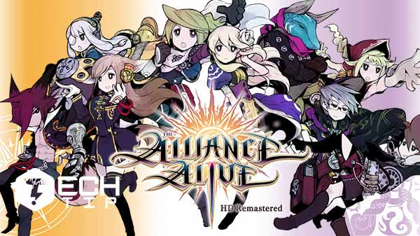 2) بازی The Alliance Alive HD Remastered