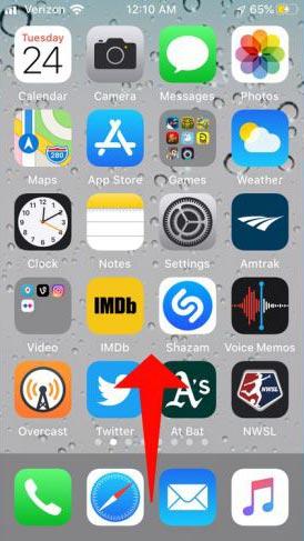 نحوه اتصال وای فای از کنترل سنتر iOS 13 در آیفون