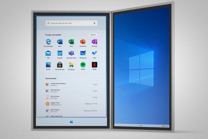 ویژگی های دو صفحه نمایش در ویندوز 10 ایکس