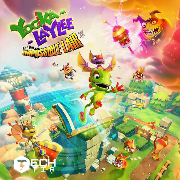 بازی Yooka-Laylee and the Impossible Lair