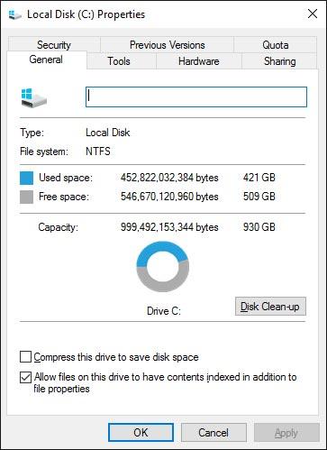 انتقال برنامه های نصب شده در ویندوز 10