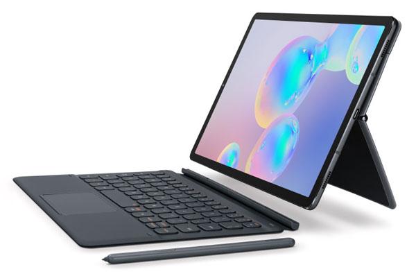 سامسونگ DeX و صفحه کلید تب S6
