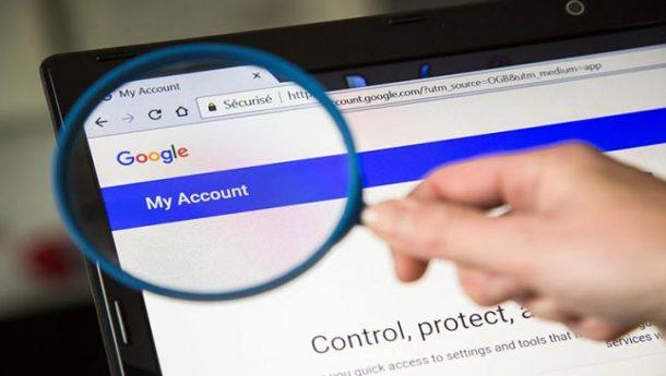 چگونه اطلاعات اکانت گوگل را دانلود کنیم ؟
