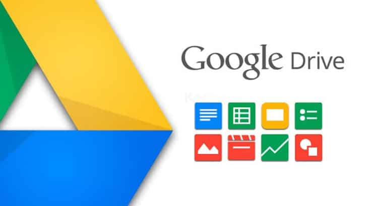 Create-Google-Drive-account