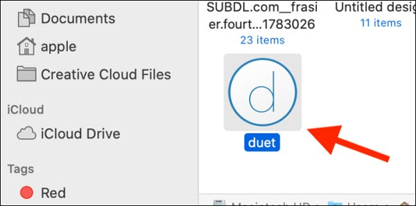 نصب و راه اندازی Duet در مک برای صفحه نمایش دوم با آیپد