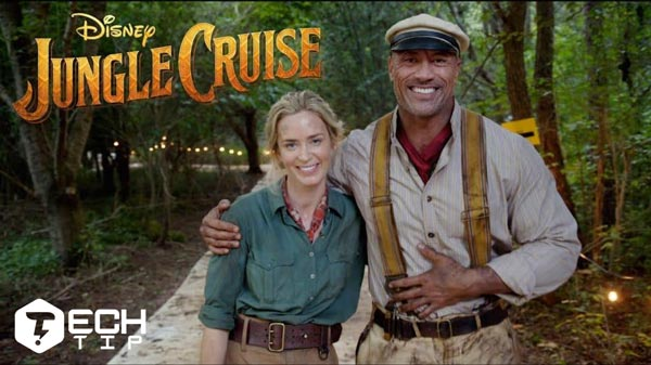 فیلم Jungle Cruise 2020