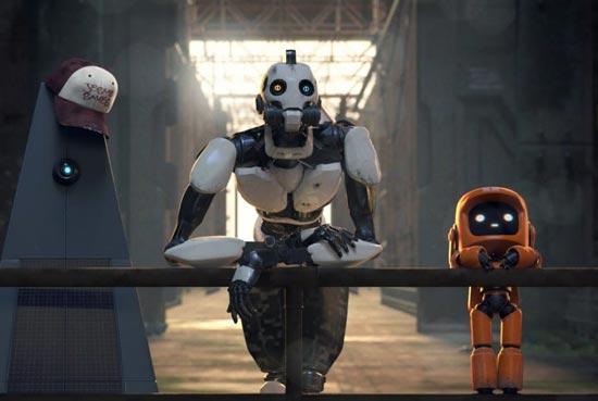 سریال Love,Death+Robot