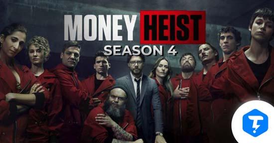 سرقت پول - Money Heiste
