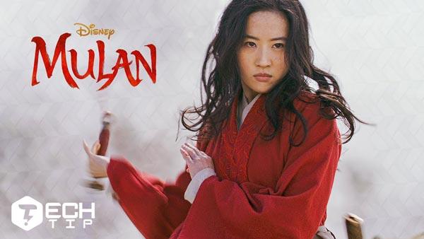 فیلم های خوب Mulan 2020