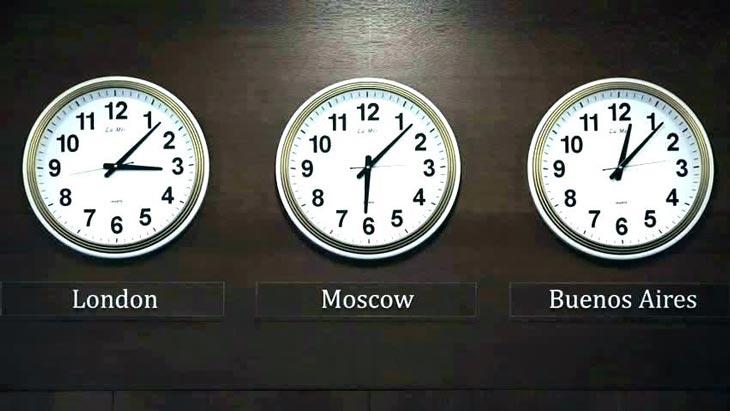 Multiple-Time-Zone-Clocks-on-Windows