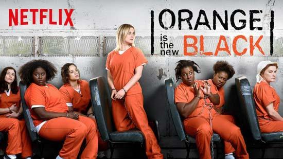 نارنجی مد جدید است - Orange is the New Black