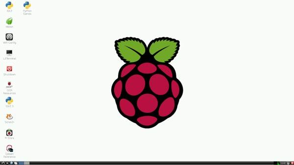 Raspbian یک توزیع مستقر از دبیان