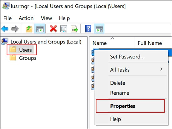 آموزش فعال کردن تاریخ انقضا رمز عبور برای حساب محلی ویندوز