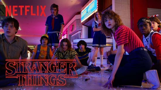 اتفاقات عجیب - Stranger Things
