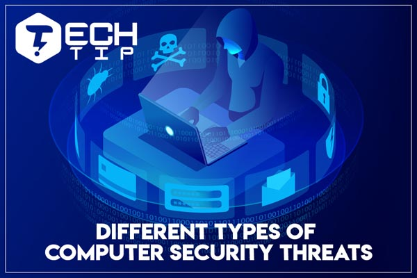 انواع تهدیدات امنیتی سیستم