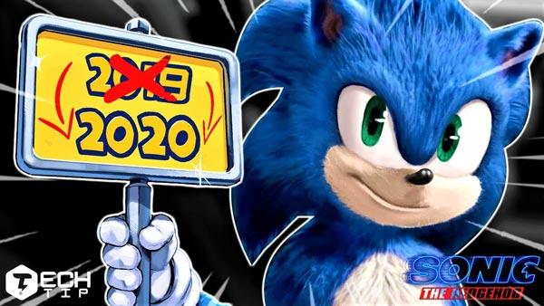 بهترین فیلم های 2020 sonic