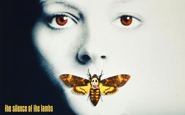 آنتونی هاپکینز در نقش هانیبال لکتر در فیلم سکوت بره ها