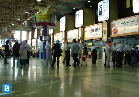 مسیرهای دسترسی به ایستگاه راه آهن تهران + نشانی