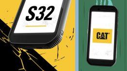 CAT S32 I