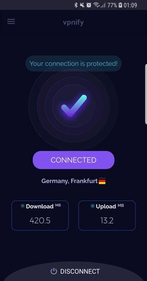 معایب فیلتر شکن vpnify