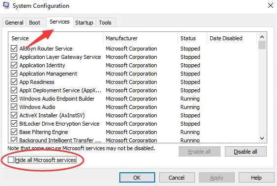 آموزش حذف اطلاعات اضافی از بوت ویندوز 10