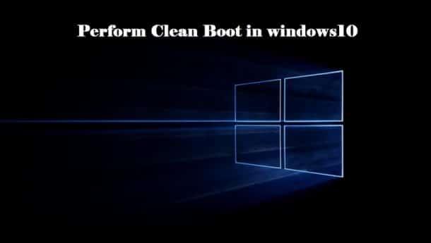 چگونه بوت ویندوز 10 را تمیز کنیم ؟ پاک کردن اطلاعات اضافی از بوت ویندوز 10
