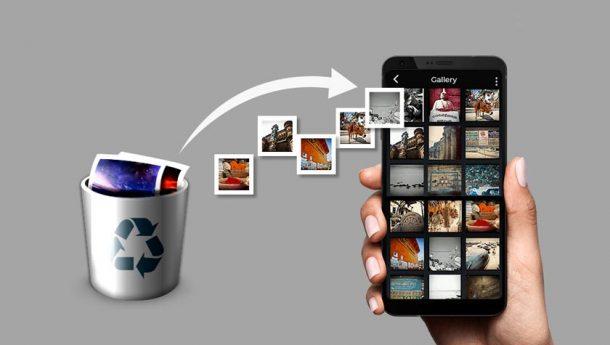 چگونه عکس های پاک شده در اندروید را برگدونیم ؟ آموزش بازیابی عکس های حذف شده در اندروید