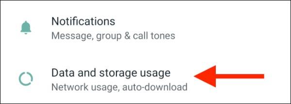 کاهش فضای ذخیره سازی واتساپ در اندروید