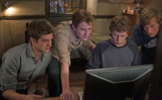 فیلم شبکه اجتماعی - Social Network