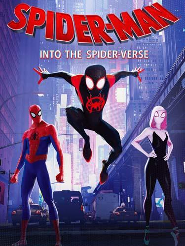 1. مرد عنکبوتی: به درون دنیای عنکبوتی - Spider-Man: Into The Spider-Verse