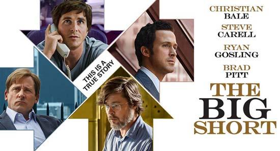 فیلم رکورد بزرگ - The Big Short