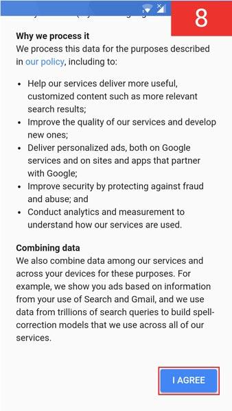 آموزش ساخت حساب گوگل با گوشی