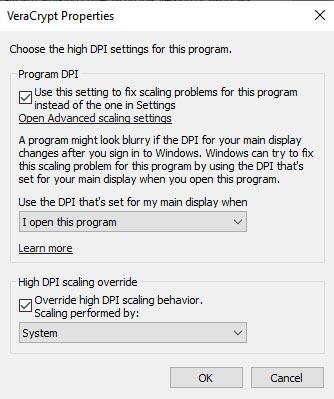 مشکل ویندوز 10 با کیفیت صفحه نمایش 4K