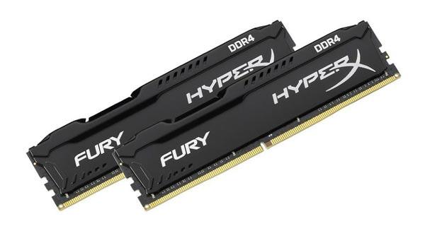 بهترین رم های کامپیوتر از نظر قیمت : Kingston مدل HyperX Fury