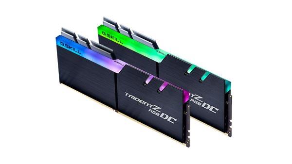 بهترین رم کامپیوتر ظرفیت بالا : G.Skill مدل Trident Z RGB DC