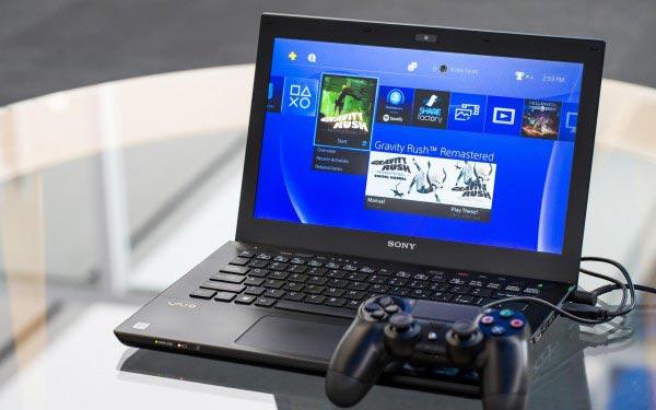 وصل کردن دسته PS4 به کامپیوتر یا لپ تاپ توسط کابل