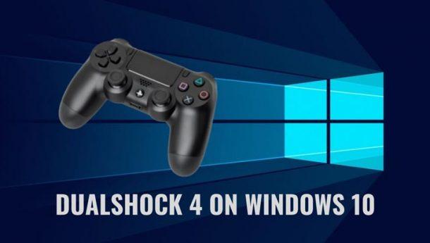 چگونه دسته PS4 را کامپیوتر وصل کنیم ؟ آموزش وصل کردن دسته PS4 به لپ تاپ