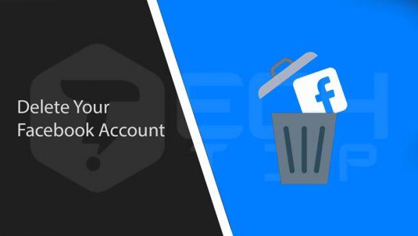 چگونه اکانت فیسبوک را حذف یا غیرفعال کنیم ؟ آموزش دیلیت اکانت فیسبوک